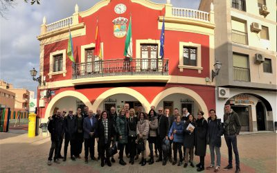 EUBorCo delegations meet in Viator for the 5th Transnational Meeting